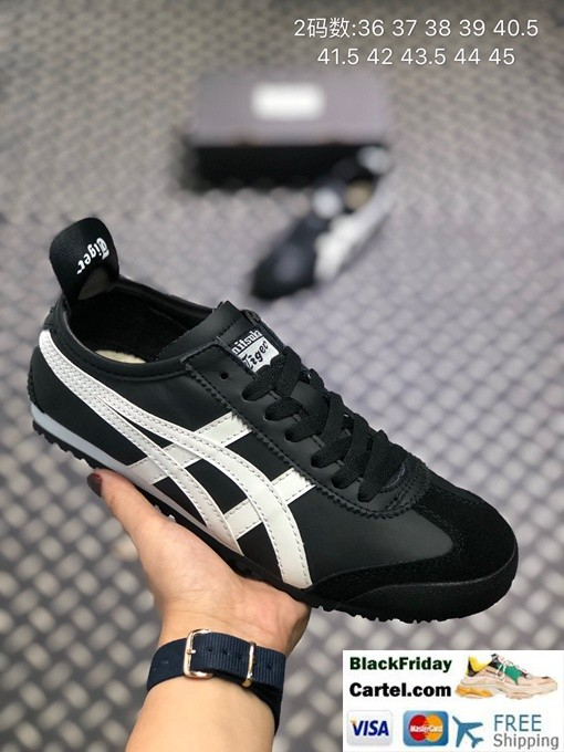 onitsuka tiger mexico 66 shoes price in india xl black