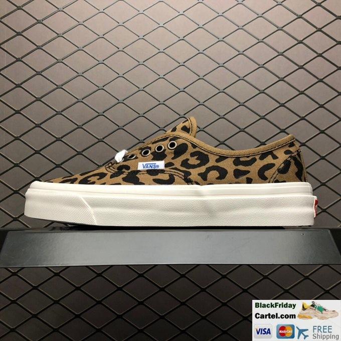 Vans Vault OG Slip On Shoes Camouflage Trainers Low