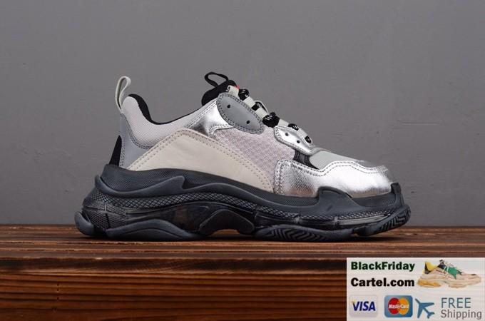2019ss Balenciaga Triple S Vintage Sports Shoes