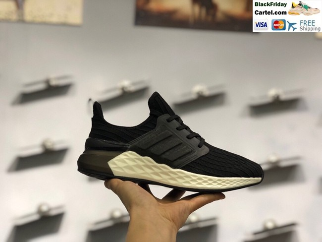 Hight Quality Adidas 5.0V2  Sports And Leisure White And Black Running Shoes