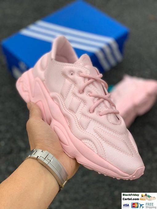 Adidas Ozweego Pink Vintage Daddy Shoes