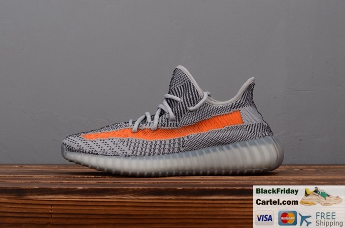 separation shoes 3ab6b 12d14 Adidas Yeezy Boost 350 V2 Beluga Grey Orange Trainers