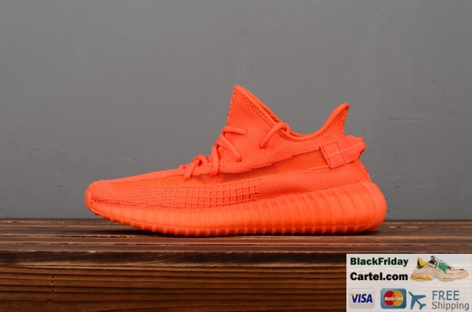 Adidas Yeezy Boost 350 V2 Tomato Red Men's Running Shoes