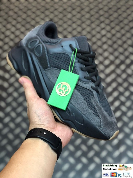 Adidas Yeezy Boost 700 V2 Black Running Shoes Online