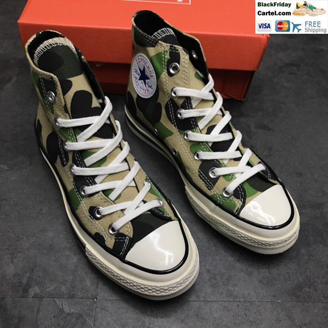 converse all star camouflage