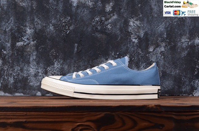 Converse Chuck Taylor All Star 1970s Low Men's and Women's Canvas Shoes