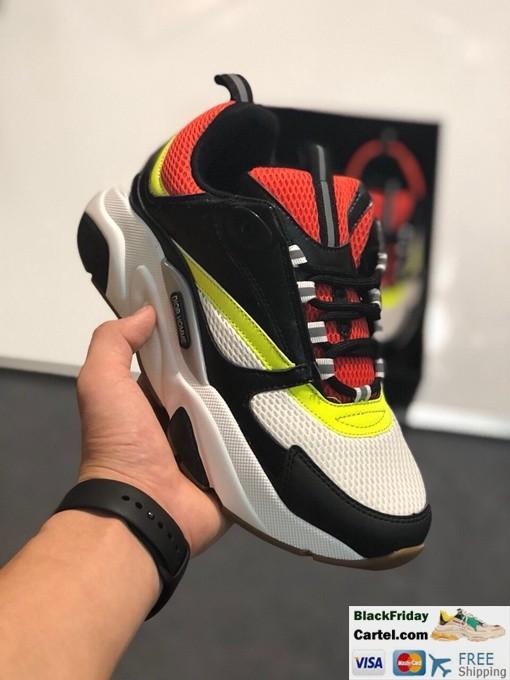 2019 New Dior Chunky Sneaker Retro Dad