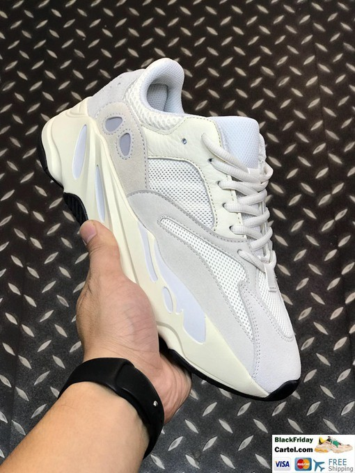 High Quality Adidas Yeezy Boost 700 V2 White Shoes