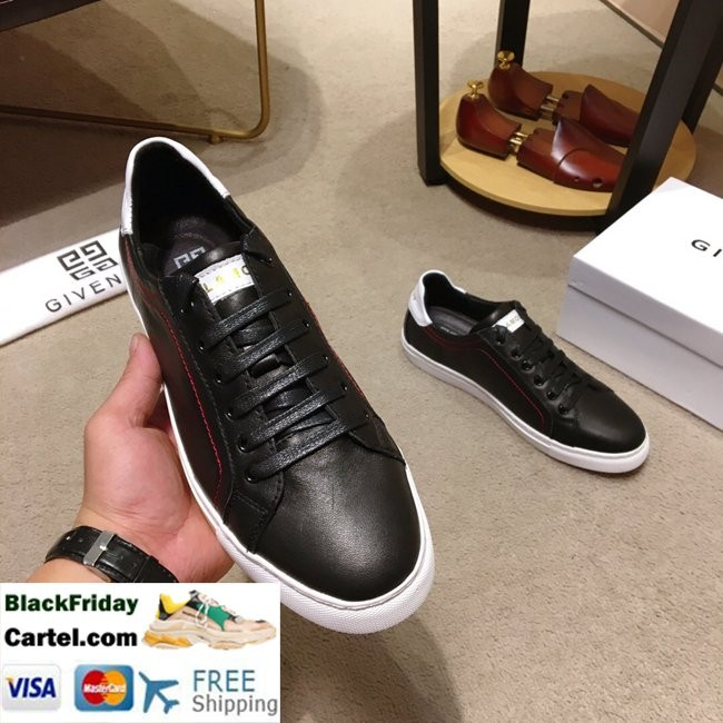 High Quality Givenchy Classic Series 2019 New Men\u0027S Black Casual Shoes