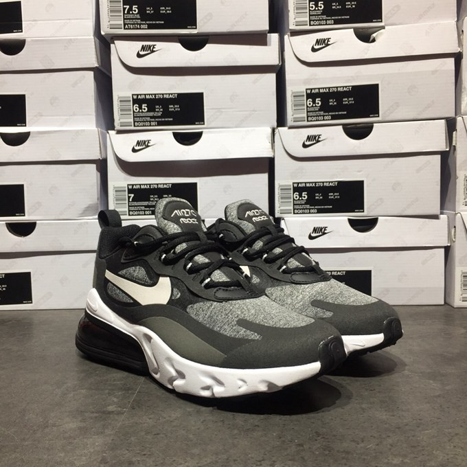 Quality Nike Air Max 270 Reacet Black