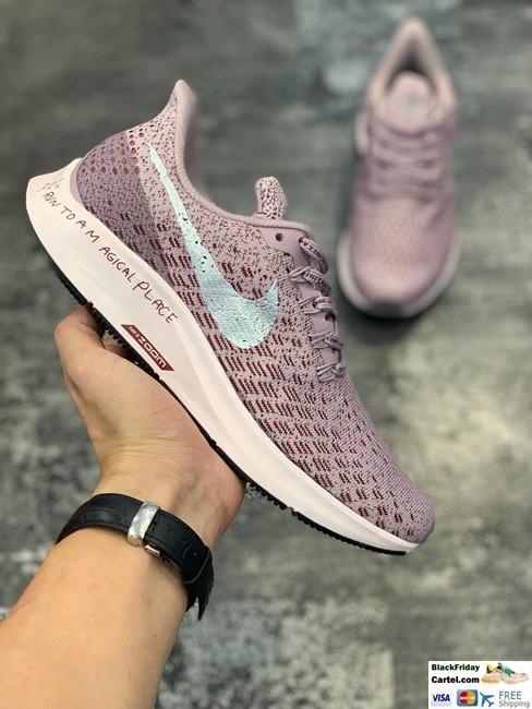 High Quality Nike Air Zoom Pegasus 35 Breathable Mesh Cushioning Women Sneakers