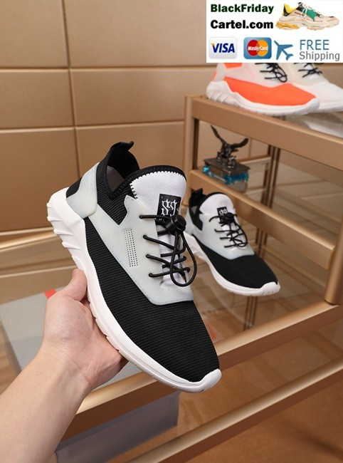 fea72bdf High Quality Prada 2019 New Classic Black Sports Men's Shoes