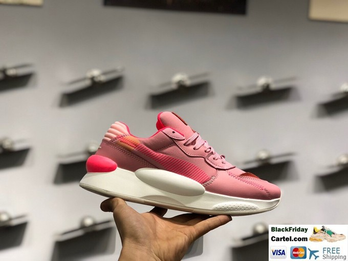High Quality Puma RS 9.8 Space Trainers In Pink