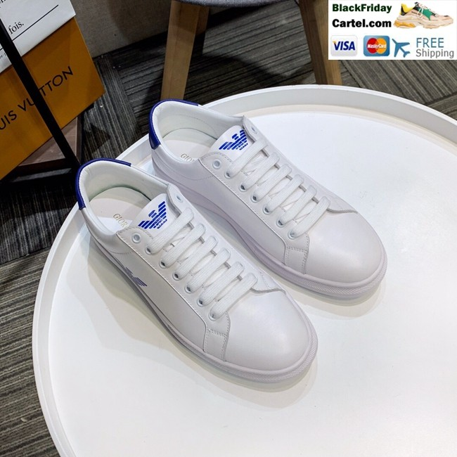 Hight Quality Amani 2019 New Men's BlueCasual Shoes