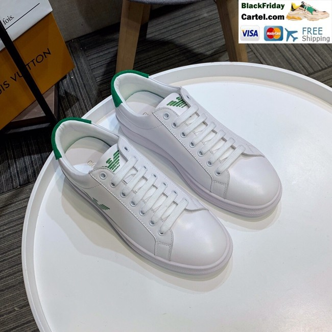 Hight Quality Amani 2019 New Men's Green Casual Shoes