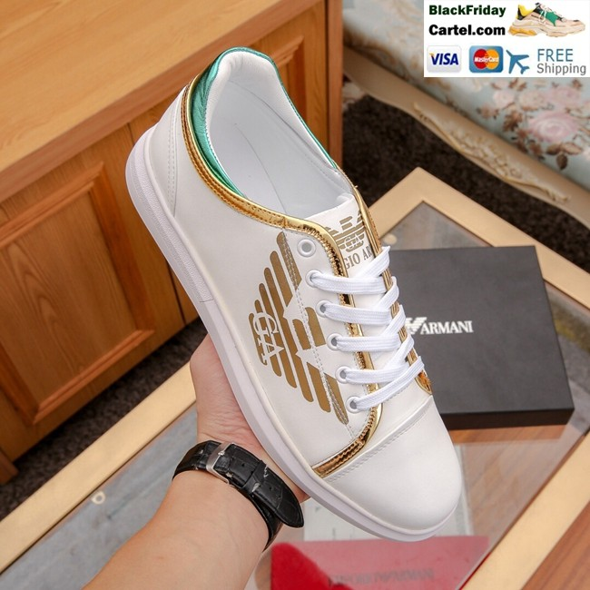Hight Quality Amani 2019 New Men's White Casual Shoes