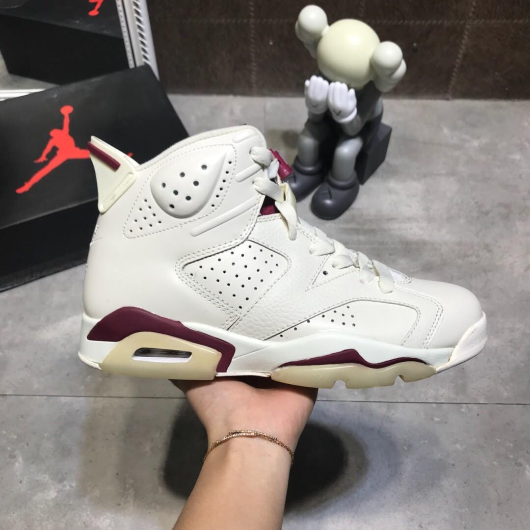 Air Jordan AJ 5 White Shoes Mens