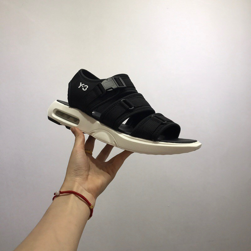 Adidas X Y3 Black Sport Sandal