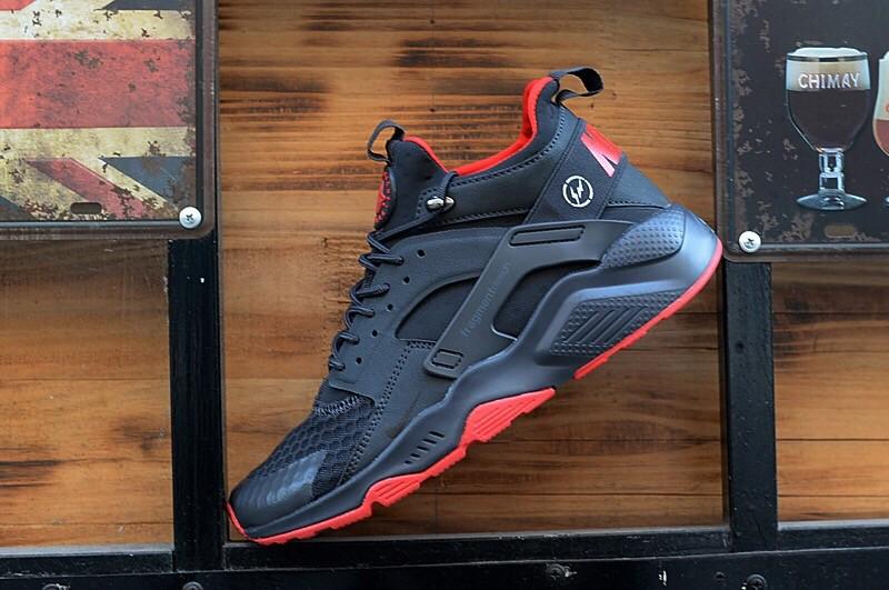 Nike Huarache City Low X LD-ZERO Red&Black Shoes