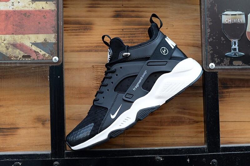 Nike Huarache City Low X LD-ZERO Black&White Shoes