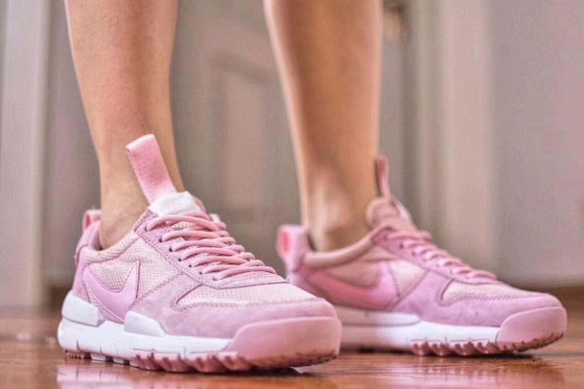 New 2018 Nike Craft Mars Yard TS Nasa 2.0 Pink Shoes