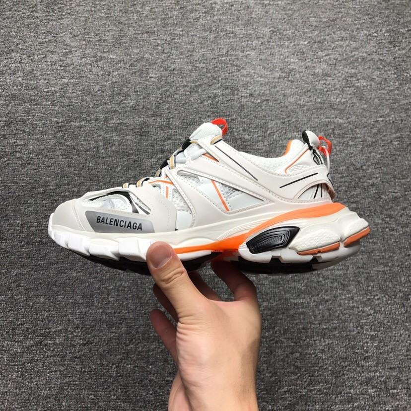 1:1 Quality Balenciaga Sneaker Tess.s.Gomma White Shoes