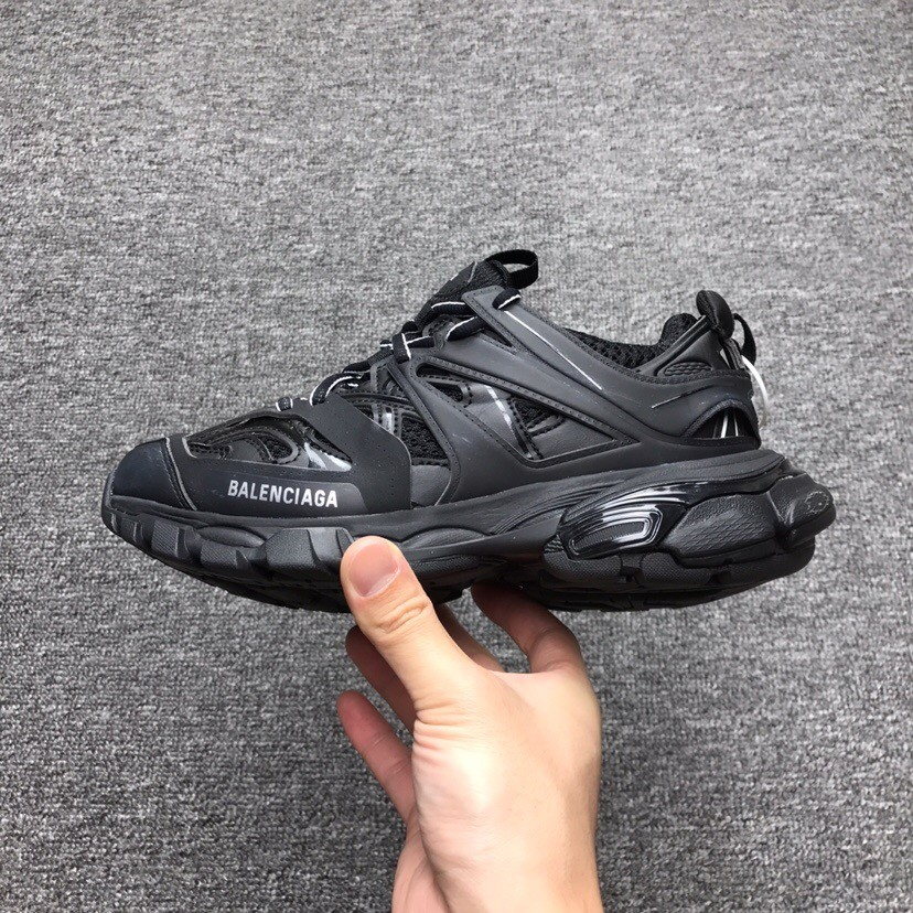 Balenciaga Sneaker Tess.s.Gomma Black Shoes