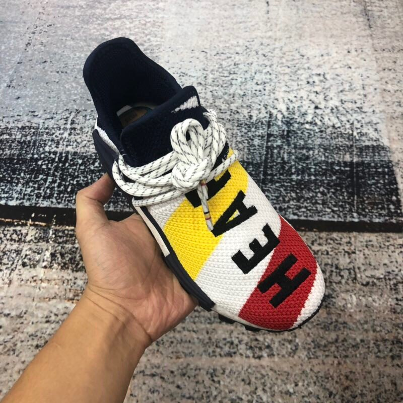 Replica Adidas NMD Red&White&Yellow Shoes