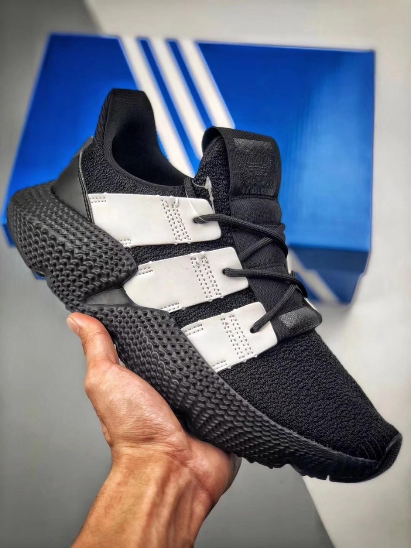 Adidas Climacool Eqt Black Shoes