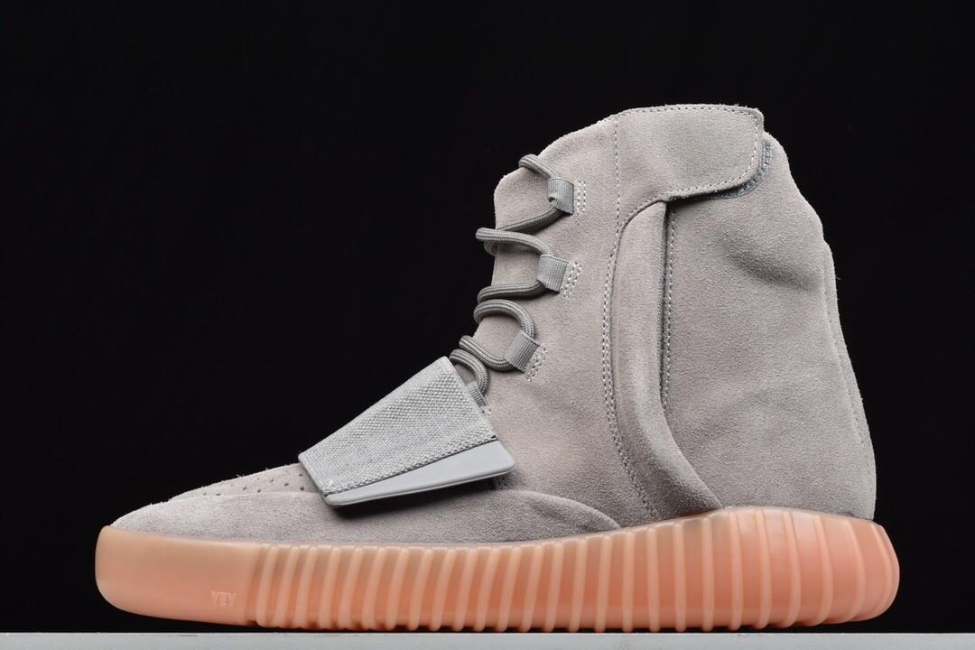 Yeezy 750 Boost  Dark Grey Shoes
