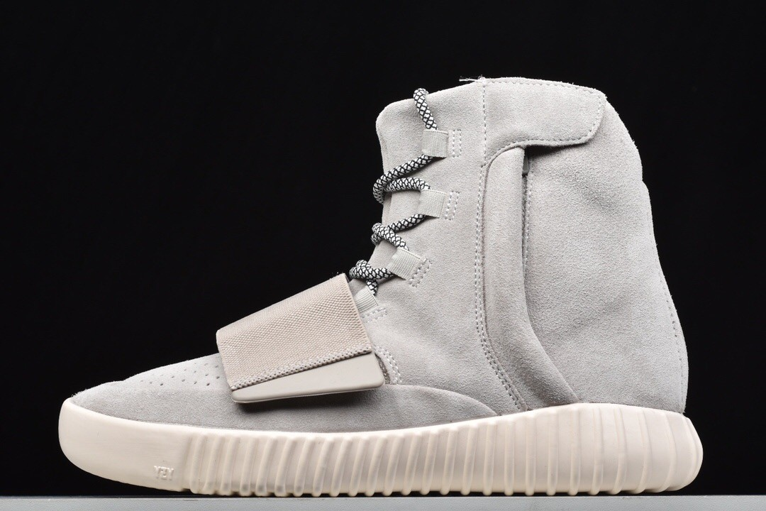 Yeezy 750 Boost Light Grey Shoes