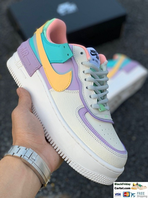 2019 New Nike Air Force 1 Shadow Tropical Twist Shoes Online 1 1 Quality Nike introduces three new women's air force 1 styles for fall. blackfridaycartel com