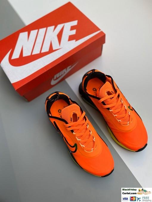 Nike Air Max 2090 Orange Unisex Running Shoes