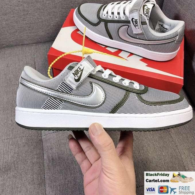 Nike Vandal Low GS DS Silver Sneakers