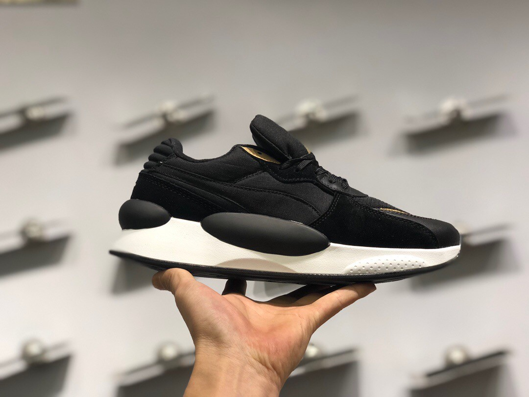 Puma RS 9.8 Space Trainers In Black
