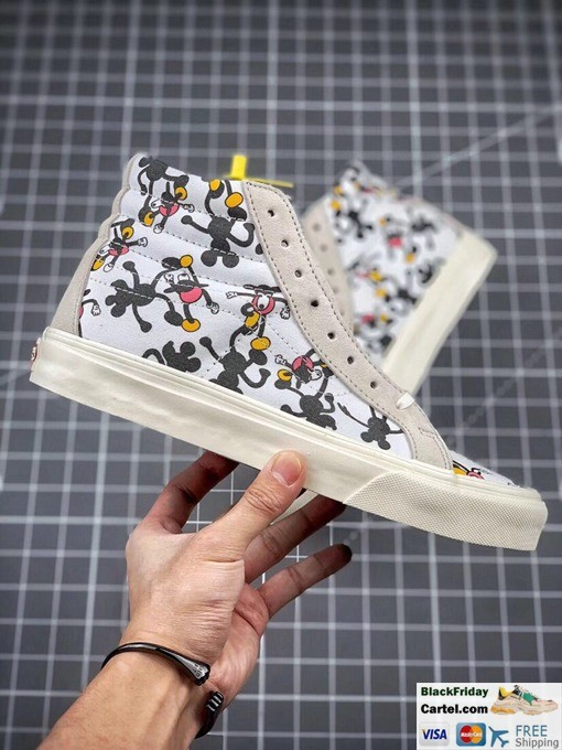 Vans Vault x Disney Mickey Mouse 90th OG Take Hayashi Mens