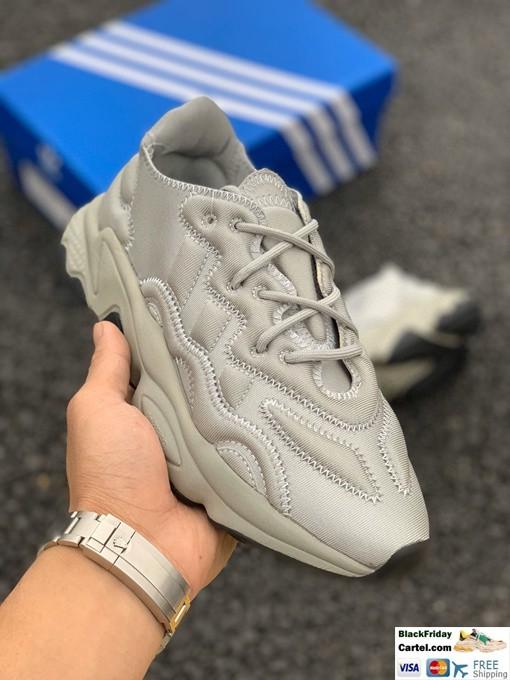 Vintage Adidas Ozweego Grey Daddy Shoes