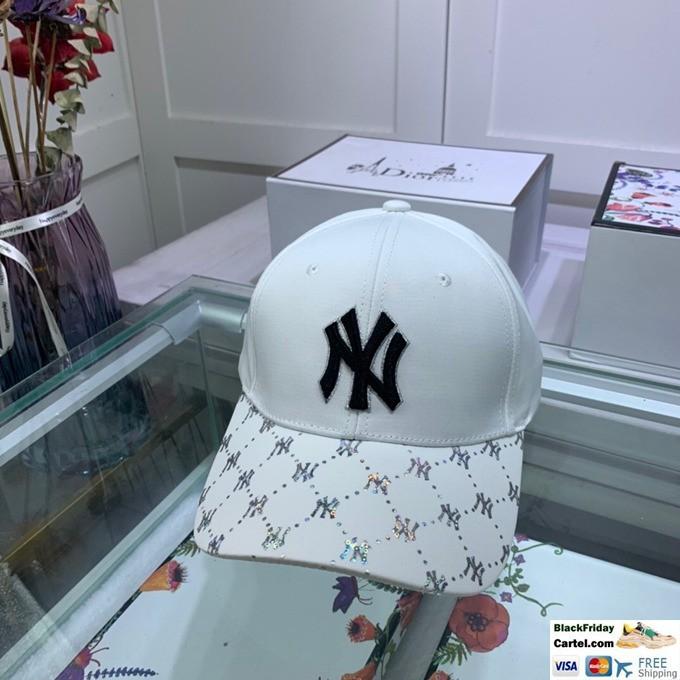 Wholesale Price MLB Baseball White Hat