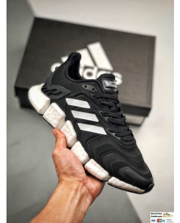 2020 Summer Adidas Climacool Running Shoes In Black