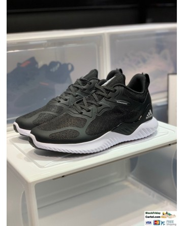 Adidas Alphabounce Beyond Black Running Shoes