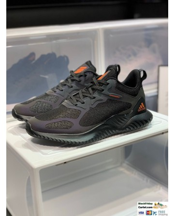 Adidas Alphabounce Beyond Running Shoes In Black