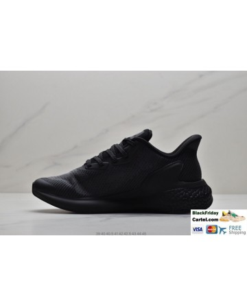 Adidas Alphabounce Men's All Black Sneakers