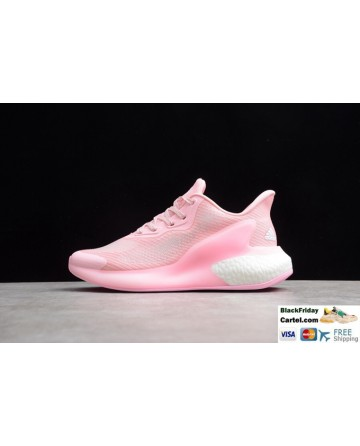 Adidas Alphabounce Men's Pink Running Shoes