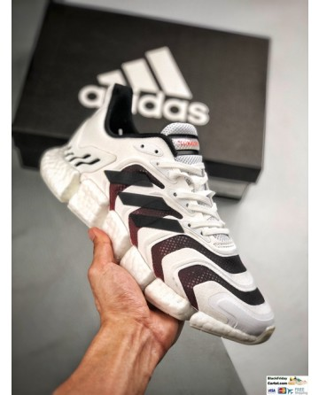 Adidas Climacool 2020 Black and White Woven Shoes