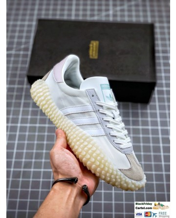 Adidas Kamanda White Shoes For Sale