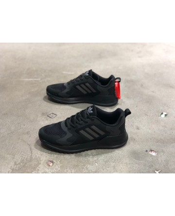 Adidas Men's X_PLR Black Running Shoes