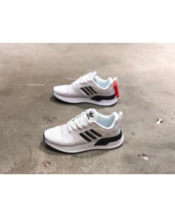 Adidas Men's X_PLR White Running Shoes