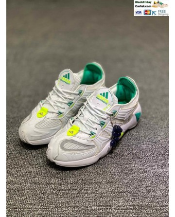 Adidas Originals FYW S-97 Kobe Ghost Head Green Retro AAA Old Shoes