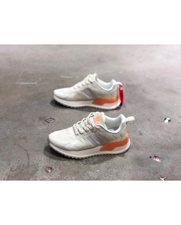 Adidas X_PLR Shoes & Sneakers - White & Orange