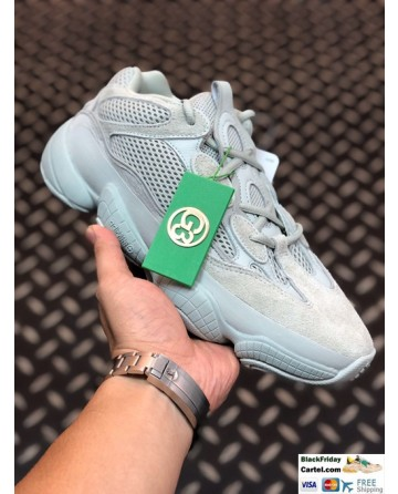 Adidas Yeezy 500 Sneaker Shoes Light Blue